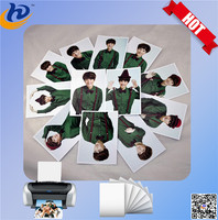 High quality a4 a3 waterproof glossy commercial photo paper for inkjet printer