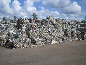 Mixed Waste and LLDPE
