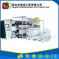New type used multi needle quilting machine / make the mattress