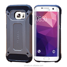 Shockproof Tough Armor Tech TPU+Silicon Phone case For Samsung Galaxy S7