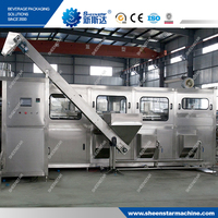 3-5gallon filling bottle making machine from chinese factory