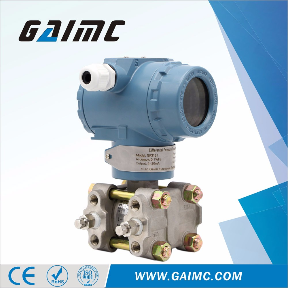 G3151DP Smart Capacitance Differential Pressure Transmitter