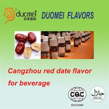 Cangzhou red date flavor enhancer(flavour & fragrance)or beverage, drinking