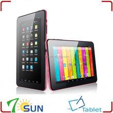 "9"" Inch Android 4.2 Tablet PC Cameras A23 Dual Core 8GB 512M Computer Wifi Pink pc tablet"