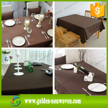 TESSUTO NON TESSUTO TABLE CLOTH pp Non woven fabric tablecover