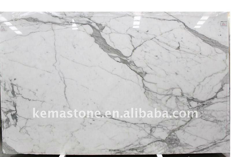 calacatta perle rare blanc veine marbre pierre marbre id de produit 496238370. Black Bedroom Furniture Sets. Home Design Ideas