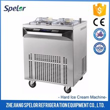 New Product Hard Ice Cream Making Machine For Commercial Use