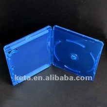 Wholesale 7MM Elegant Single DVD Blu Ray Case With Emboss and Printing Logo