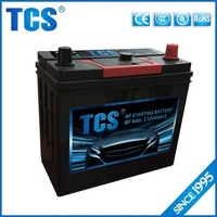 2016 Best Choice 12v 40ah valve regulated rechargeable battery reconditioned car batteries for sale MF N40L battery car