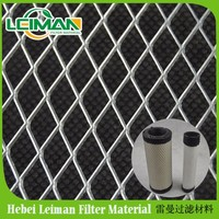 Auto truck filter perforated metal mesh, wire mesh for truck/car air filter