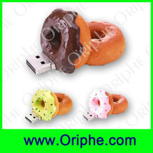 Plastics, donuts, gifts, desserts, custom shape,USB Flash Drive(UPVC0121)