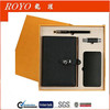2017 Office Stationery Leather Notebook Business