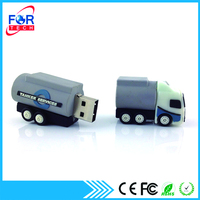 China Factory Price Customized Oil Tank USB Flash Driver