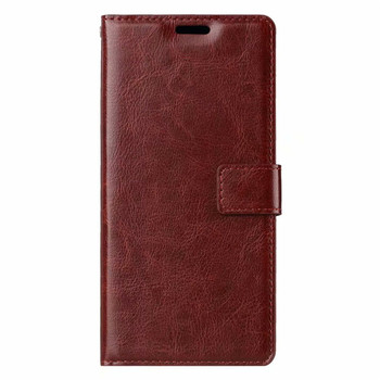 New Crazy Horse Card Slots TPU Leather Case for Samsung Note 9