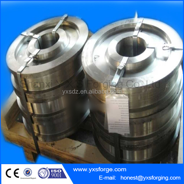 Industry flat ladle transfer car wheel with lifting table