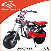 new arrival 79.4cc monkey motorcycle four stroke mini moto LMOOX-R3-B