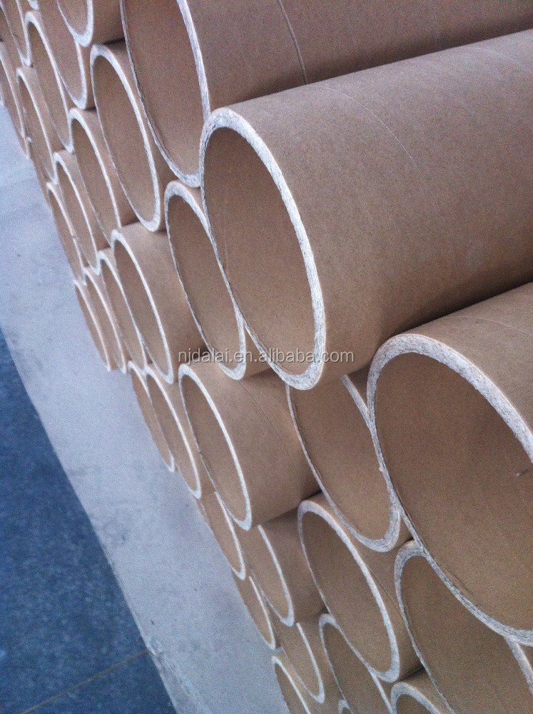 Cardboard paper core /paper tube /poster tube for BOPP film