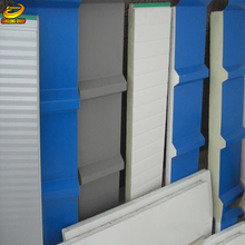 Low price eps sandwich roof wall panel prices