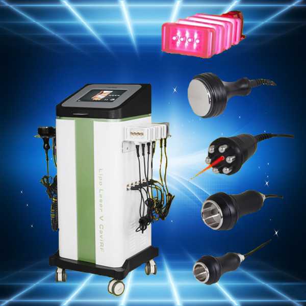 HOT !!! 40k / RF /laser /Vacuum Fat burner cavitation/ultrasound therapy