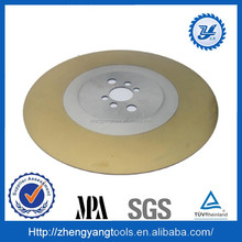 Hss dmo5 circular saw blade for metal cutting