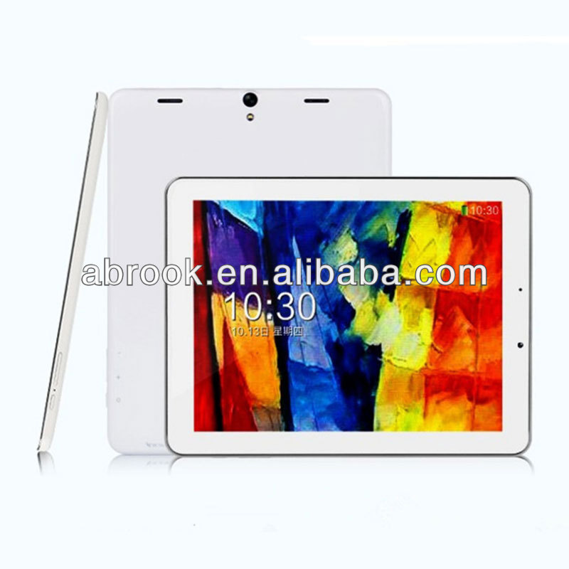9.7 inch IPS Retina Screen bluetooth Android <strong>tablets</strong> that uses sim card