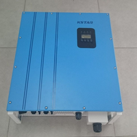 online shopping solar power system 15kw dc to ac pure sine wave output low frequency grid tie inverter wholesale