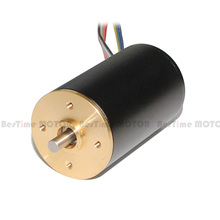 36mm round brushless dc motor 2400 rpm