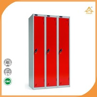 made in china beauty salon furniture used 3 door locker