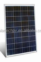 Photovoltaic, 80W Poly Solar Panel Home Power System
