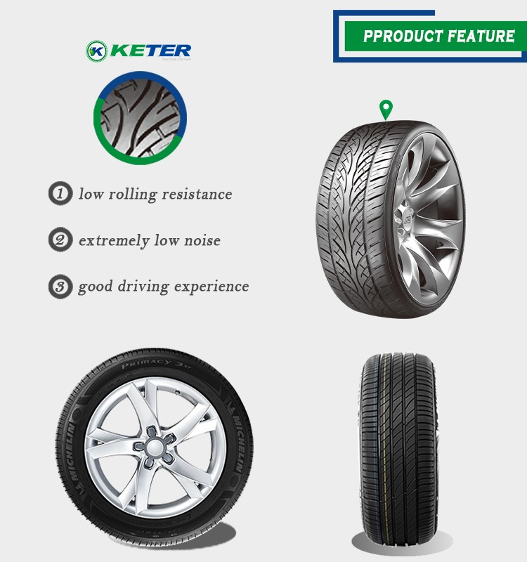 good quality KETER brand car and truck tires