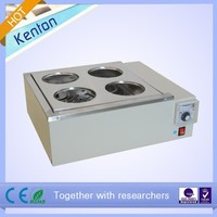 kenton digital display Constant temp. water bath pot HH-4D (single row 4 holes)