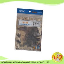 Press Zipper Top Quality Plastic Dried Fruit Package Bag