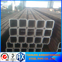 different specifications of square tube of Tianjin golden supplier