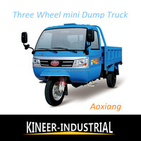 Low price China Three Wheel mini Dump Truck for sale