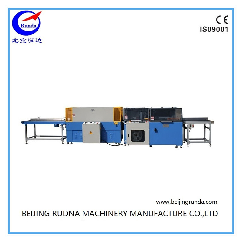 Auto Web Sealer Machine with Shrink Packing