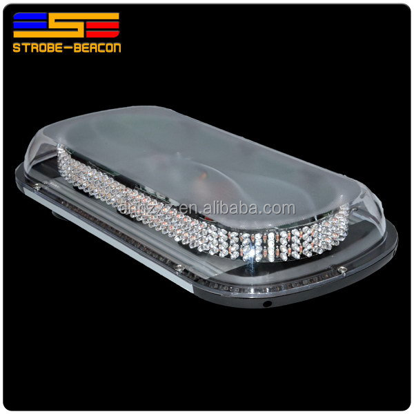 hot sale high quality mini rotating light bar 20 inch led light bar for police