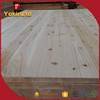 Furniture material paulownia solid wood board with low price