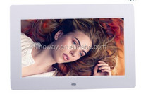 Memory recording sexy animal and women picture played by 10inch digital photo frames