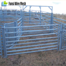Galvanized Livestock Cattle Metal Mesh Fence Panels