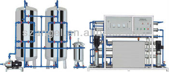 3000L/h Reverse Osmosis Drinking Water Treatment System