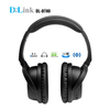 Fashion Design Folding Sport Noise Cancelling HIFI Wireless Headphone Handsfree Gift bluetooth Earphone For moblile Smartphone