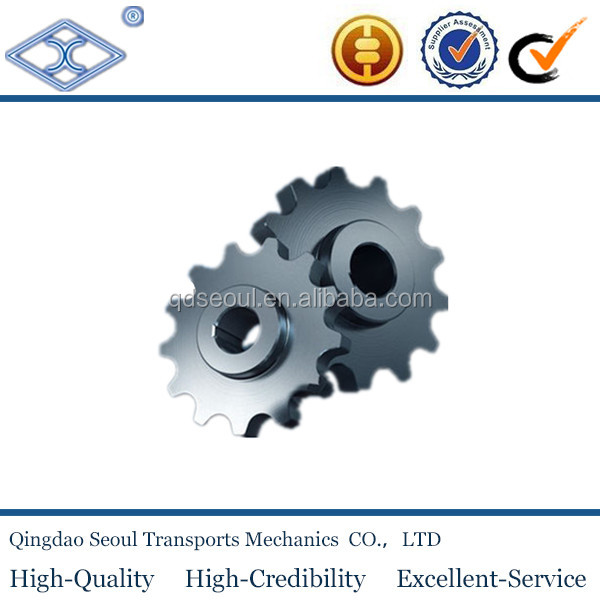 ASA standard Pitch 31.75 DIN8187-ISO/R606 machinery CNC high quality ansi industrial roller chain sprocket