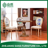 2016 Hot Sale High quality wooden dining chair for restaurant and living room
