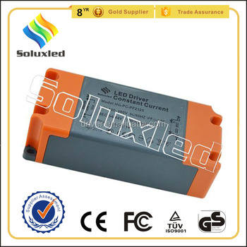 23W Constant Current LED Driver 300mA High PFC Non-stroboscopic With PC Cover For Indoor Lighting