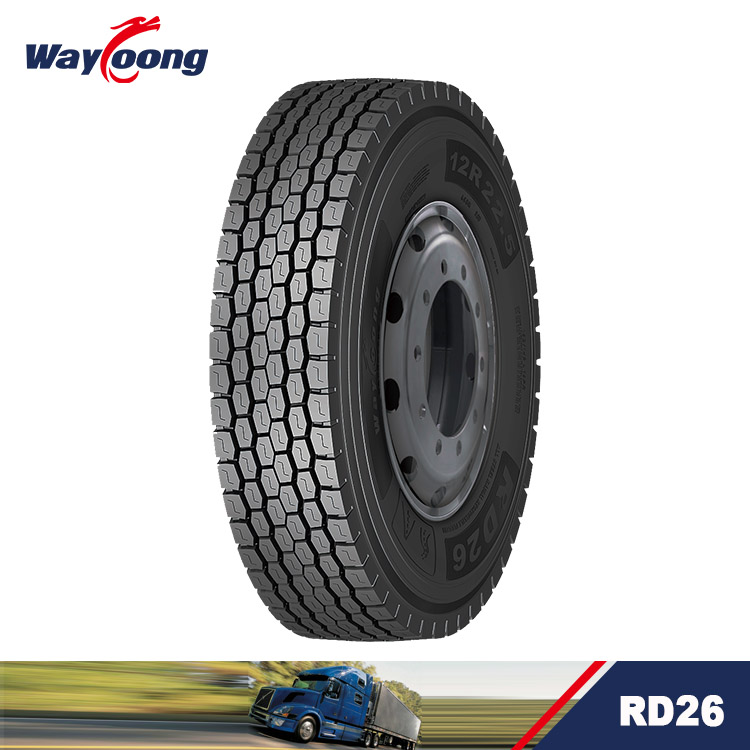 wholesale semi truck tires 12r22.5 tubeless tyre