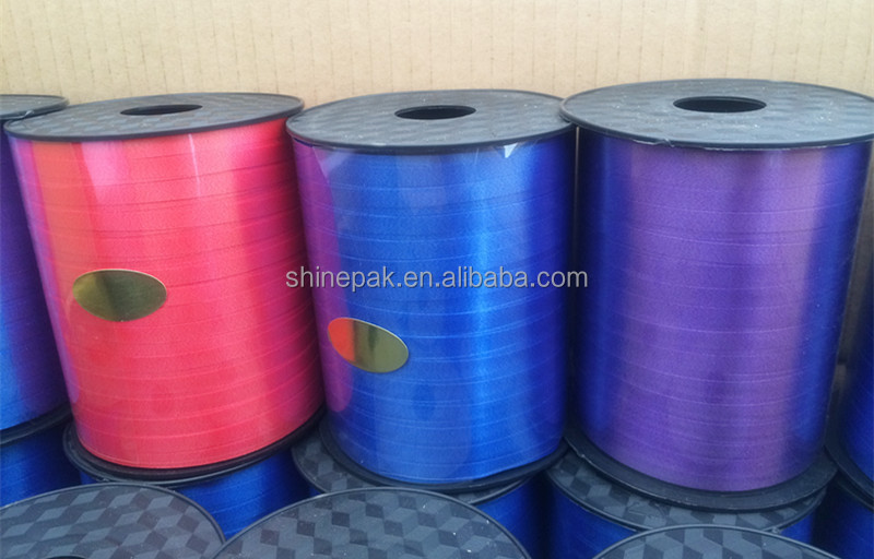 Decoration stain ribbon spool