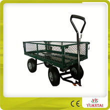 Moving Garden Cart With 4 Wheels TC1845