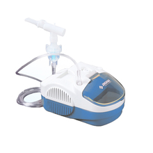 Hot selling portable air piston medical compressor nebulizer