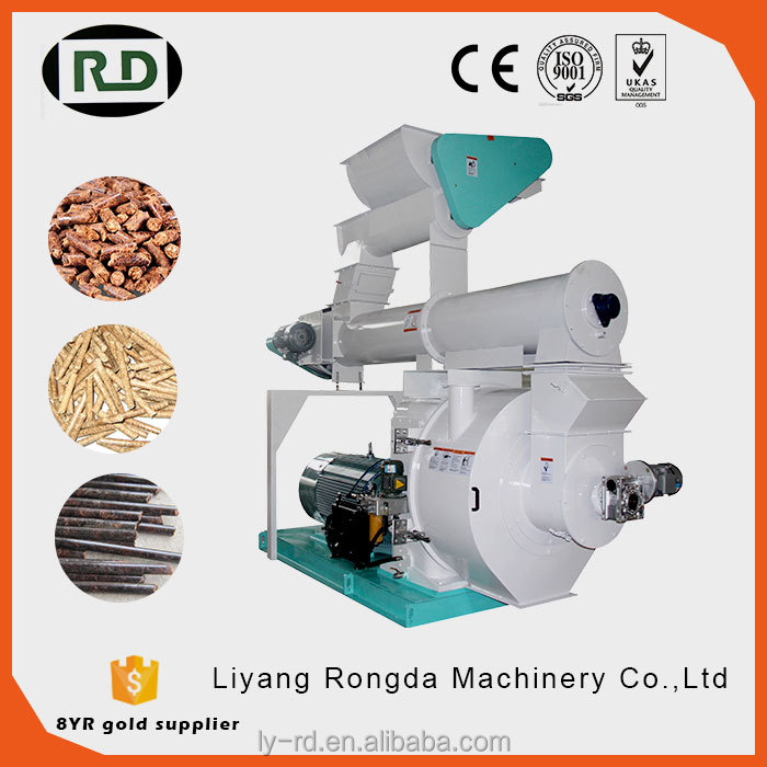 CE certificated 2.5-3.5t/h pine wood pellet machine pellet process machine with conditioner