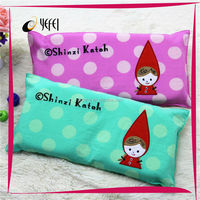 pretty girl manufactory sale high quality soft and comfortable baby pillow